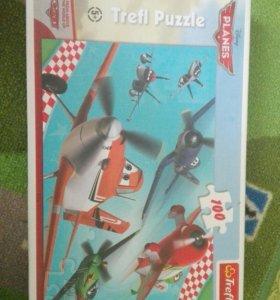 Пазлы trefl puzzle planes