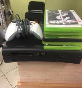 Xbox 360 120гб
