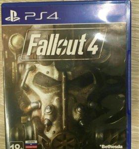 Продам Fallout 4 PS4