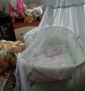 Детская кровать Comfortbaby 6в1