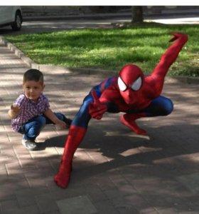 Человек паук, аниматор, spider man