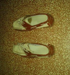 Кроссовки на платформе.