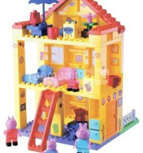 Конструктор Любимый домик Peppa Pig
