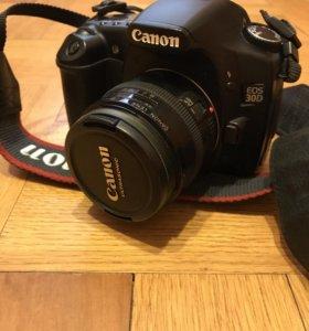 Фотоаппарат canon EOS 30D. Торг