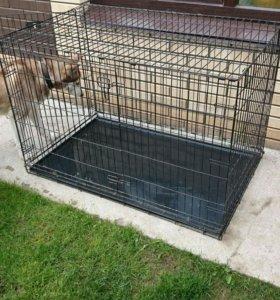 Вольер клетка для собак / торг!