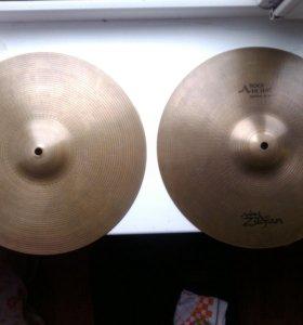 "Zildjian A Rock Hi-Hat 14"""