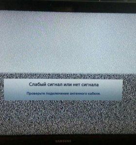 Продам телевизор самсунг на запчасти