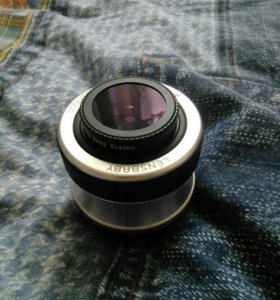 Объектив Lensbaby Scout with Fisheye Nikon F