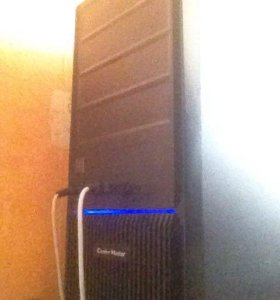 Комп Intel Core I5 4-ядра, 2.8GHz+монитор (2000₽)