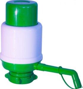 Помпа для воды Aqua Work Дельфин Эко зеленая