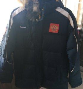 Куртка зимняя (пуховик) мужская Forward