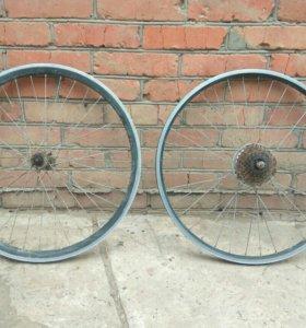 Продам велосипедные колеса