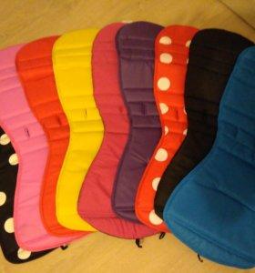 Новый текстиль на коляску Yoya 165°