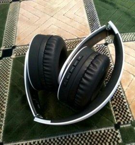 bluetooth наушники+MP3+FMприемник