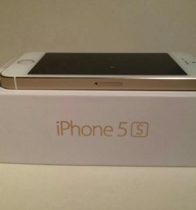 iPhone 5s 16 Гб gold