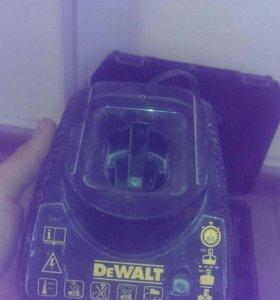 Аккумулятор от шуруповер Dewalt DWCB12 12v 1.5Ah