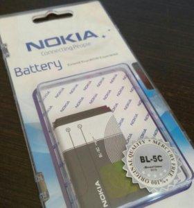 АКБ для Nokia BL-5C