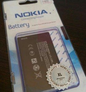 АКБ для Nokia XL