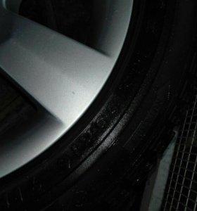Резина r16 4 колеса 205/55/r16