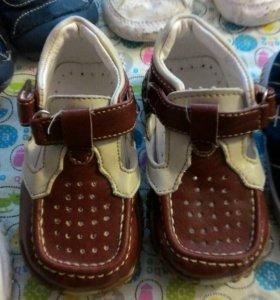Обувка на малыша