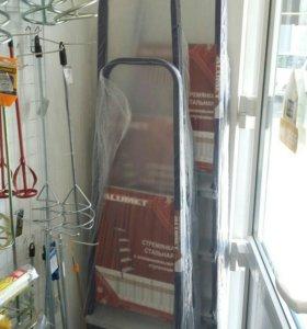 Лестницы,стремянки,малярный инструмент все для стр