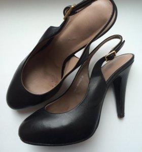 Туфли босоножки Alba р.37 кожа