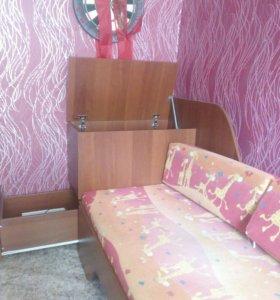 Подрастковая кровать