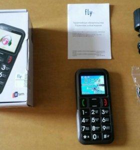 Телефон FLY Ezzy 5 +. Бабушкафон.