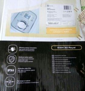 Электрический водонагреватель(новый,в коробке)торг
