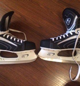 Коньки хоккейные SK SENATOR