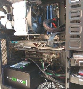 Игровой системный блок i7 GTX780