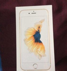 Apple iPhone 6s gold 32gb