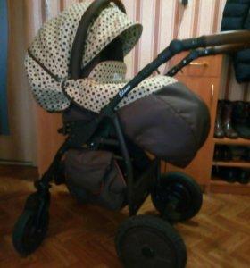 Детская коляска Anex Elana 2 в 1 (Польша)