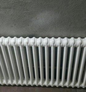 Б.У Радиатор отопления 21 секция