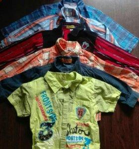 Одежда на мальчика 2-4 года