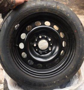 Новое колесо 16 радиус
