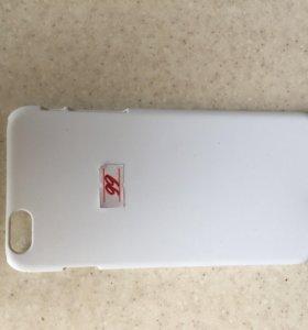 Чехол для айфона 6+ новый