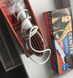 Терморасческа, расчёска выпрямитель