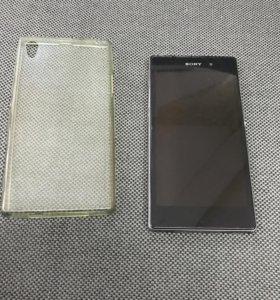 Новый сотовый телефон sony xperia z1