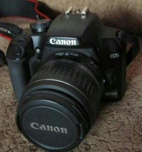 Canon 1000d обмен