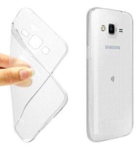 Samsung Galaxy J5 Силиконовый чехол
