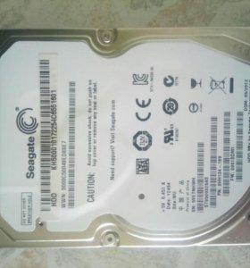 Жесткий диск Seagate 500 гб