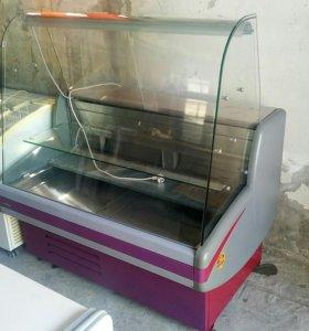 Кондитерская холодильная витрина