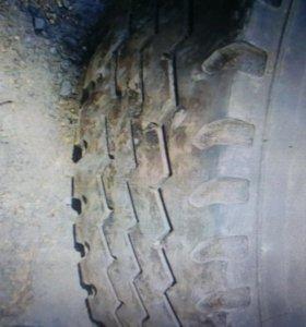 Шины грузовые б/у 7.50R16LT Aeolus HN08 2шт 1шт
