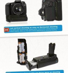Canon батарейный блок Meike BG-E9 для 60D