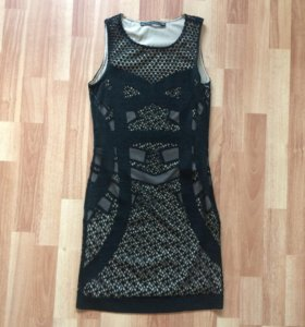 Платье Zara, р.XS