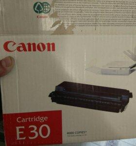Картридж Canon E30