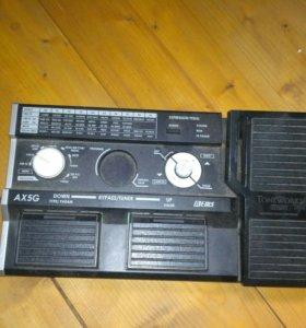 Гитарный процессор ax5g