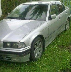 Диски +резина (лето) на BMW e36 R 16