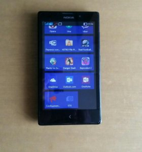Смартфон Nokia XL dual sim.